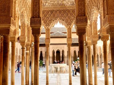 Lugares que ver antes de morir: La Alhambra por la que suspiraba Boabdil. Parte I