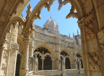 Recordando el pasado fabuloso de Portugal: una visita al Monasterio de los Jerónimos