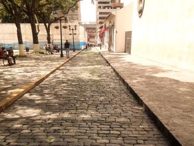 Seguimos conociendo la Caracas colonial. Parte II