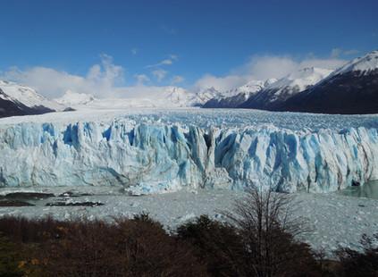Espectáculo de la Naturaleza: El Glaciar Perito Moreno