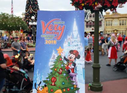 La navidad al estilo Disney: Mickey's Very Merry Christmas Party