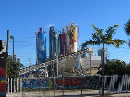 Sorpresas del street art en Wynwood Miami