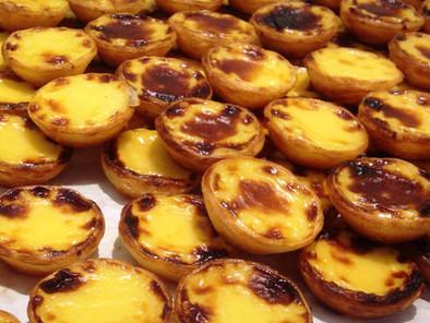 Postres del Mundo. Lisboa:  Pasteis de Belém