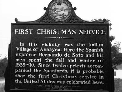 Un paseo por Tallahassee: el lugar donde se celebró la primera navidad en Estados Unidos (y fue espa
