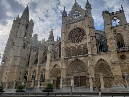 La maravillosa Catedral de León