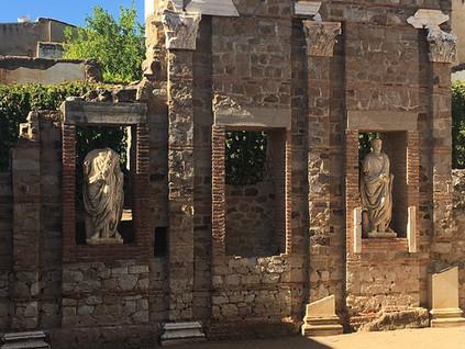 De paseo por Augusta Emerita, en el Imperio Romano