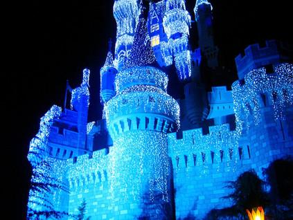 Abandonando a la familia para pasar la Navidad en Disney World Orlando