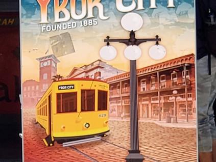 Un rincón español-cubano en Florida: Ybor City en Tampa