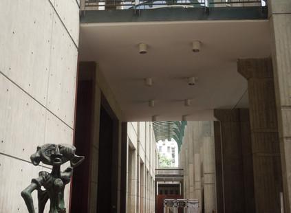 Parte I: Un sábado (o dos) recorriendo la Ruta de las Bellas Artes en Caracas.