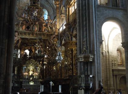 La Catedral de Santiago de Compostela (I Parte)