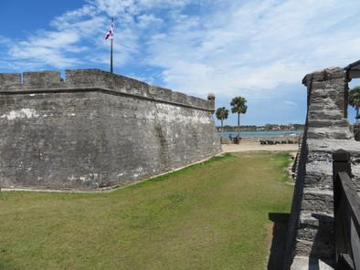 St. Agustine, un rincón español en el norte de Florida