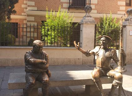 Alcalá de Henares: la ciudad de Miguel de Cervantes