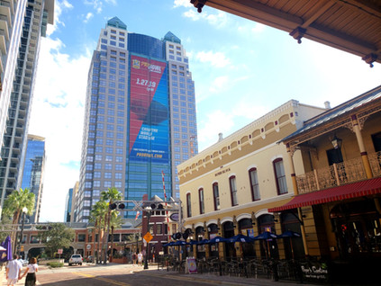 Downtown Orlando Historic Tour