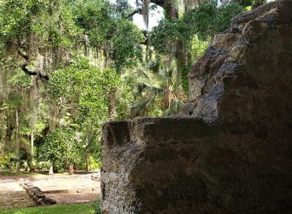 Recorriendo las ruinas de las plantaciones de Florida