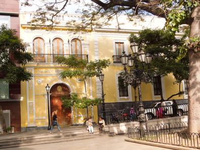 Recorrido por la Caracas Colonial. Parte I