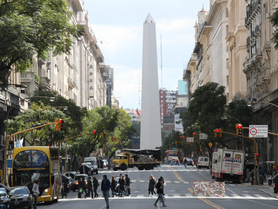 Porque le gusta a todo el mundo... conociendo Buenos Aires en fotos