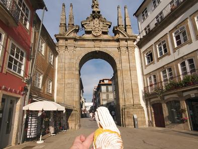 La ruta por el norte de Portugal sabe a...