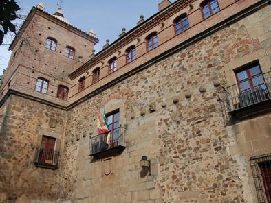 Encontrándonos con Moctezuma en Cáceres