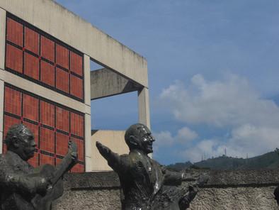 Caracas: Por Caño Amarillo y La Pastora siguiendo la Ruta de Carlos Gardel