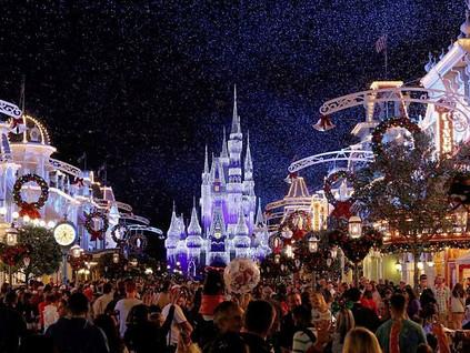Mis consejos para pasar la Navidad en Disney World y no morir en el intento