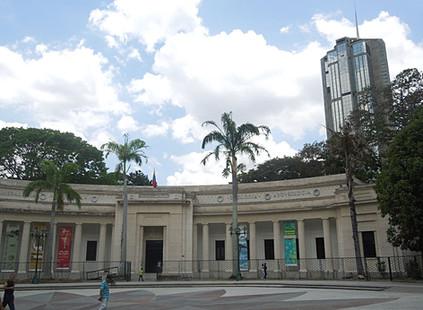 Parte II: Seguimos recorriendo la Ruta de las Bellas Artes en Caracas.
