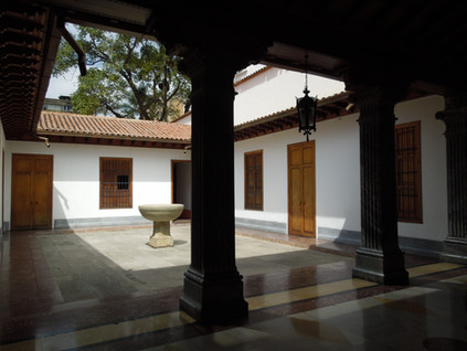 Una visita a la Casa Natal del Libertador Simón Bolívar