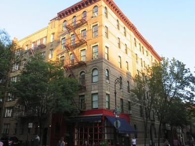 En busca de los escenarios de Friends por las calles de Nueva York