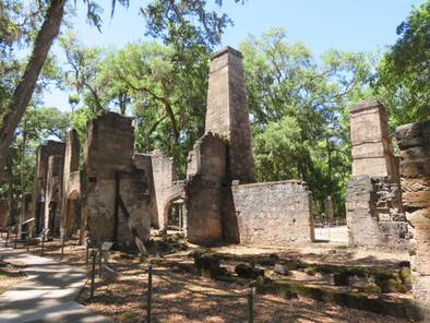 La Ruta de las Ruinas Históricas de Florida