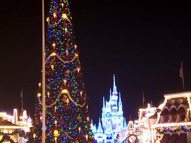 Navidad en el Magic Kingdom, Orlando