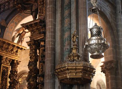 La Catedral de Santiago de Compostela (II Parte)