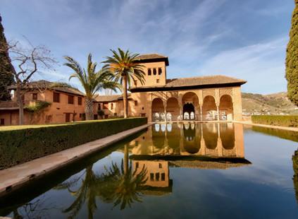 Lugares que ver antes de morir: La Alhambra, la que nos contaba Washington Irving. Parte II de mi re