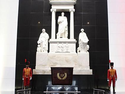 Una ruta tras los pasos de Simón Bolívar en Caracas