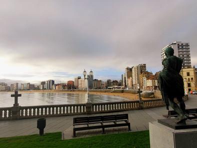 Una historia de romanos en Gijón