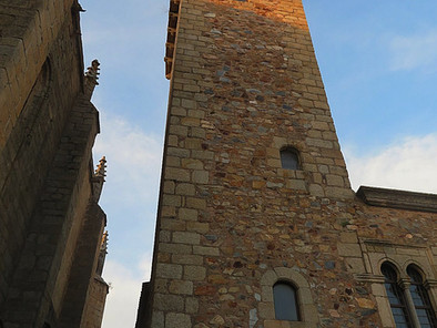 Las torres de Cáceres, Extremadura