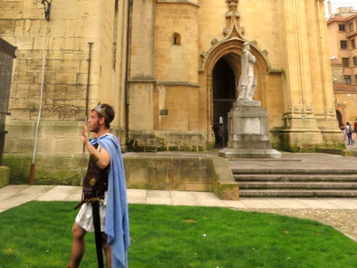 El Camino Primitivo de Santiago en Asturias: tras los pasos del Rey Alfonso II, el primer peregrino.