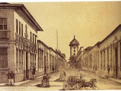 La calle más aristocrática de Caracas: de la esquina El Conde a la esquina de Carmelitas
