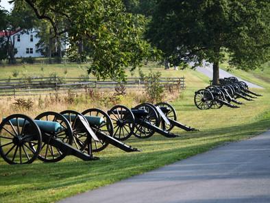 Visitando el campo de la Batalla de Gettysburg y sus fantasmas