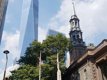 Una ruta por el pasado en el Lower Manhattan: los lugares más antiguos de Nueva York que, aunque no