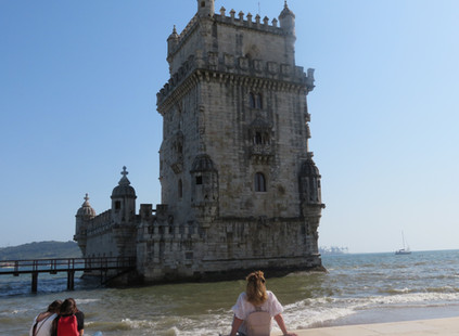 La más visitada y fotografiada de toda Lisboa: La Torre de Belém