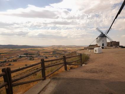 ¿Será éste el lugar de La Mancha que nos cuenta Don Quijote?