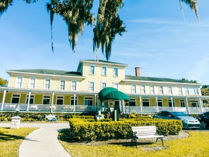 El hotel más antiguo de Florida