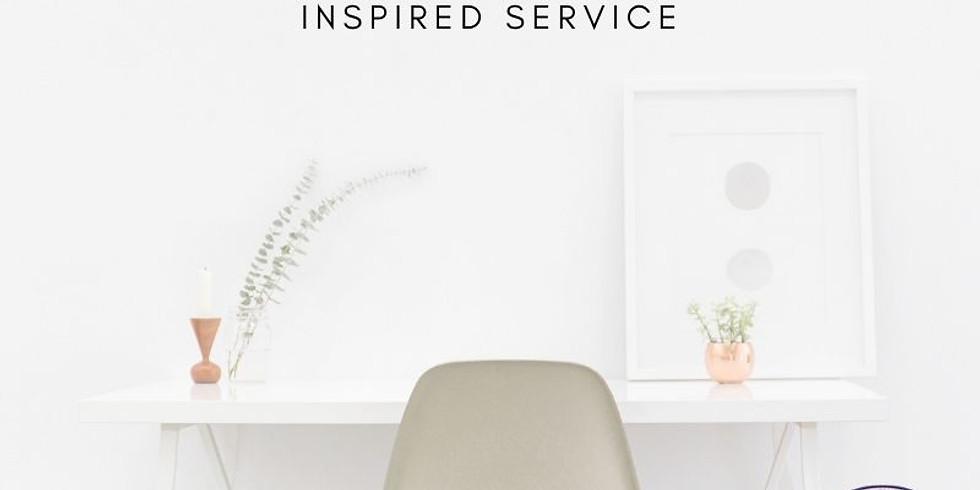 Inspired Service: September 2020