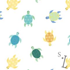 Kids Turtle Pattern