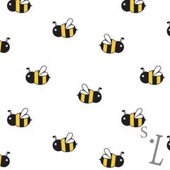 Kids Bee Pattern