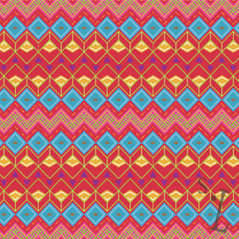 Mexico Inspired Pattern