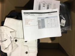 Fitting measurement
