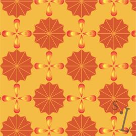 Geometry Recolor Pattern