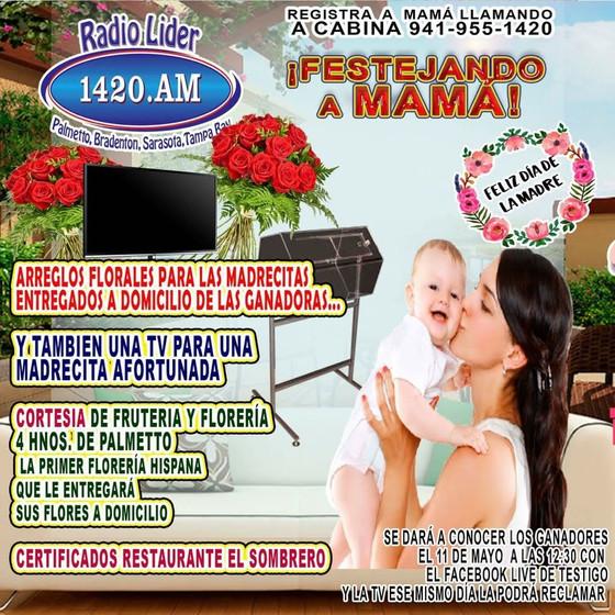 Dia De Las Madres 2018