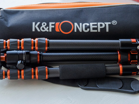 Travelling Light with K&F Concept