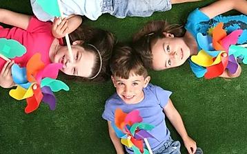 Soin relaxation Reiki pour enfants